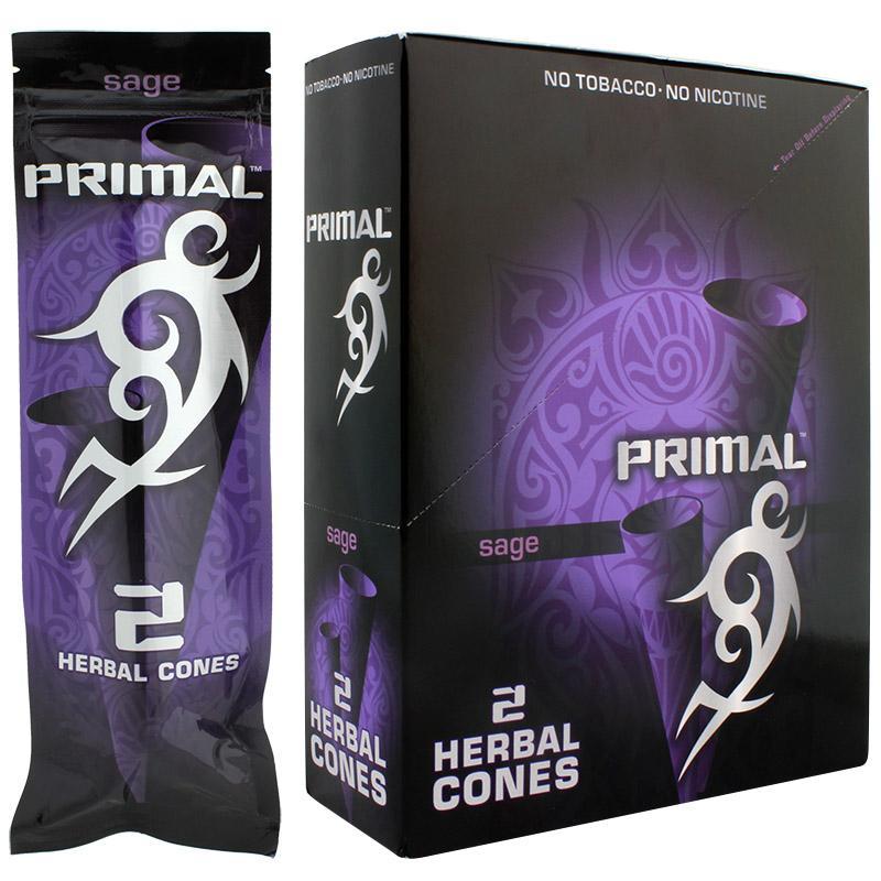 Primal Herbal Cones Sage Flavor