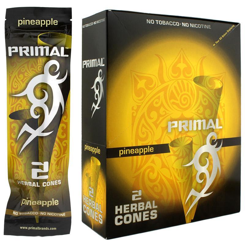 Primal Herbal Cones Pineapple Flavor