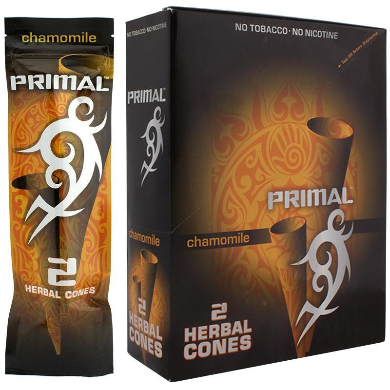 Primal Herbal Cones Chamomile Flavor