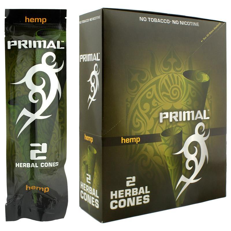 Primal Herbal Cones Hemp Flavor