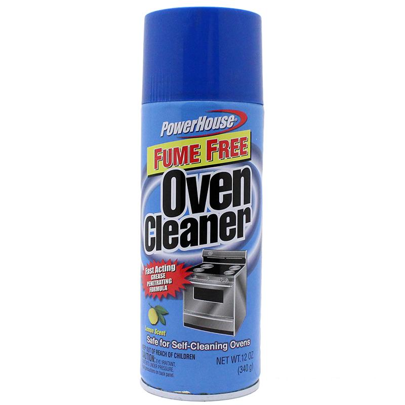 PowerHouse Oven Cleaner Safe Can