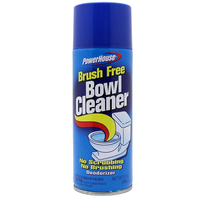 PowerHouse Bowl Cleaner Safe Can