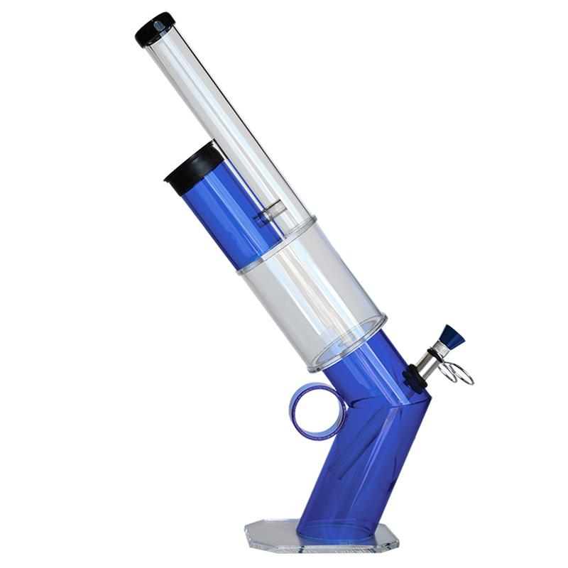 "15"" Pistol Acrylic Water Pipe"
