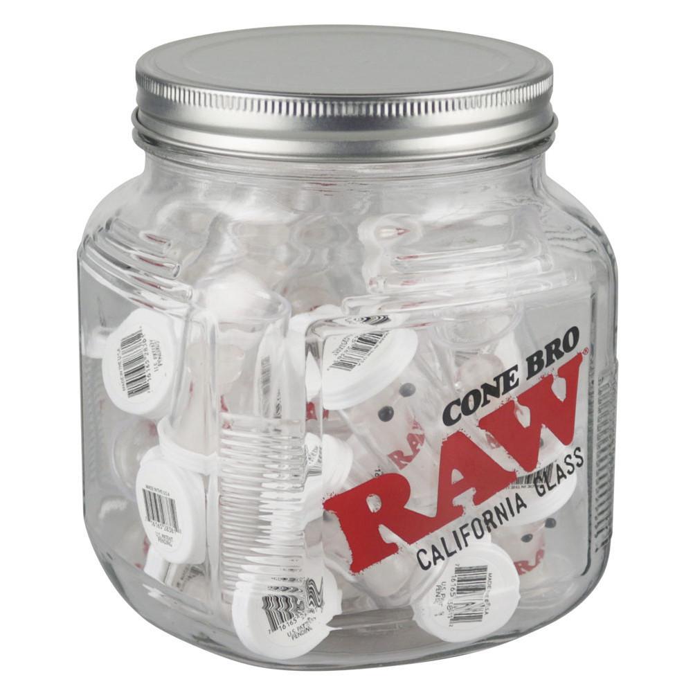 Raw x Roor Cone Bro Jar 30ct