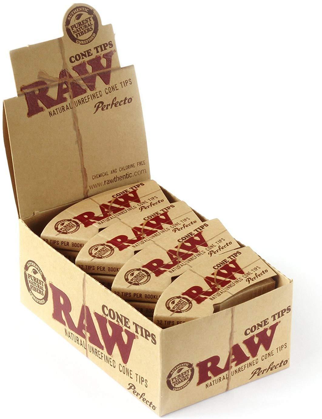 Raw Perfecto Cone Tips